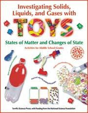 Investigating Solids, Liquids & Gases with Toys Science Book