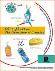 Dirt Alert - The Chemistry of Cleaning - Activity Book