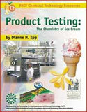 Product Testing - The Chemistry of Ice Cream Experiment Book