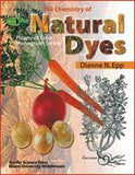 The Chemistry of Natural Dyes Book with Experiments