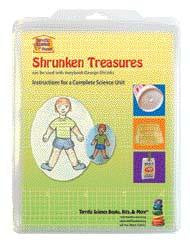 Shrunken Treasures Science Home School Kit Experiments
