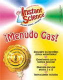 Menudo Gas-What A Gas Spanish Kit Homeschool Experiments