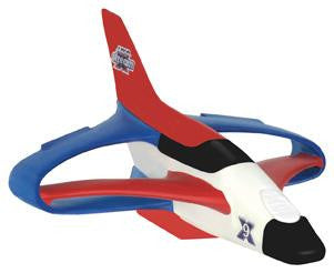 X-Stream X-9 Internal Wing Plane Glides through Air and Water