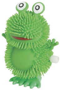 Frog Happy Hopper - Wind Up Hopping Froggie Toy