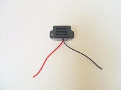 Electric Buzzer 3 Volt DC Electrical Component
