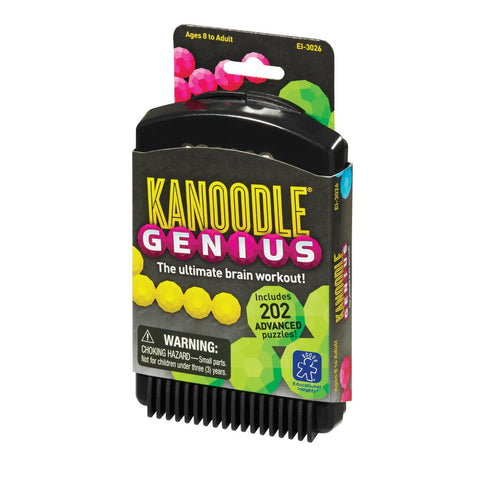 Kanoodle Genius - The Ultimate Brain Workout Game & Puzzle