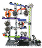 Extreme 2.0 Marble Mania - 330 Piece Motorized Gears Marble Run