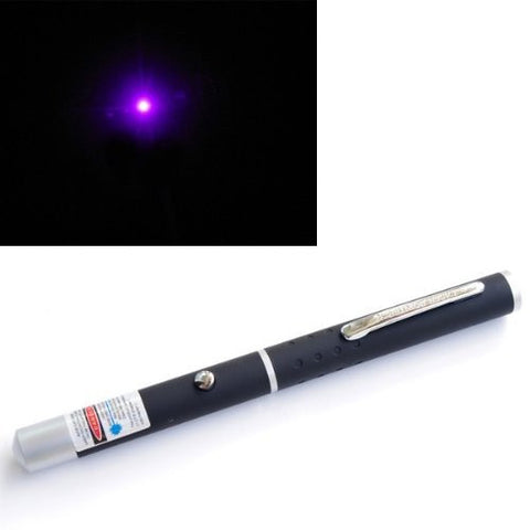Blue Laser Pointer; Black Pen; w Gift/Storage Box