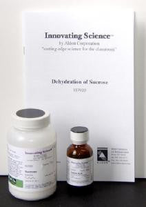 The Dehydration of Sucrose Classroom Demonstration Kit