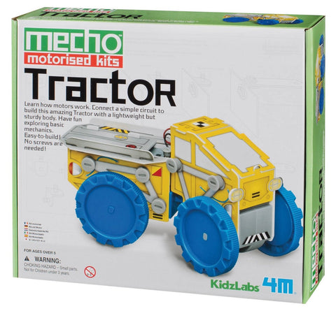 4M Mecho Motorised Kits - Tractor Model Kit