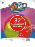 Y'all Ball 32 Inch Inflatable Replacement Bladder