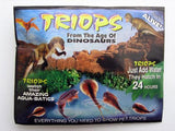 Triassic Triops Eggs & Food Kit - Amazing Living Ancient Creatures