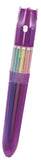 Colorclik Ball Point Pen - Ten Ink Colors - Barrel Color Varies
