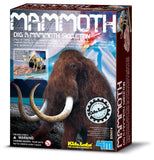 Dig A Mammoth 4M Excavation Activity Kit Educational Toy