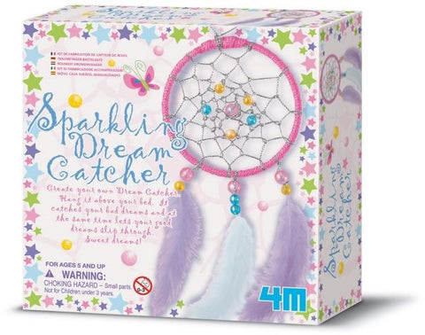 4M Make Your Own Sparkling Dream Catcher