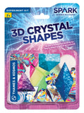 3D Crystal Shapes Experiment Kit By Thames and Kosmos