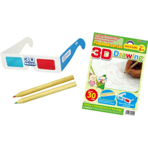 3D Drawing Kit 6+ Playbook By Artec