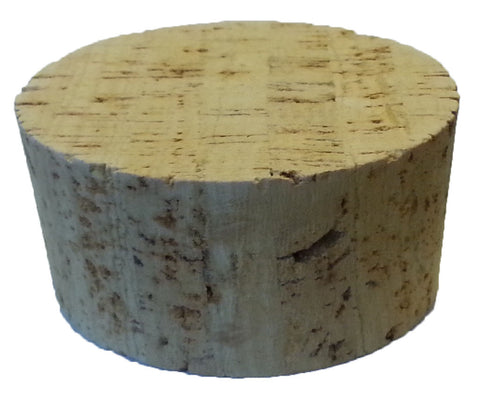 Cork Stopper Size 42: Pack of 10 (3 Inches Each)