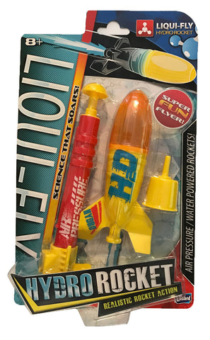 Water Rocket Aqua Launch AquaZone Just Fill and Pump