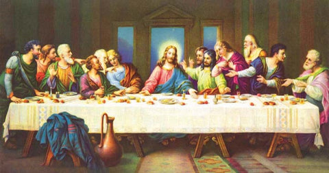 The Last Supper - Jigsaw Puzzle - 1000 pc