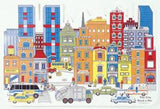 City Read a Mat Place Mat Placemat Clearance!