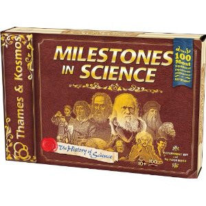 Thames & Kosmos Experiment Kit Milestones in Science