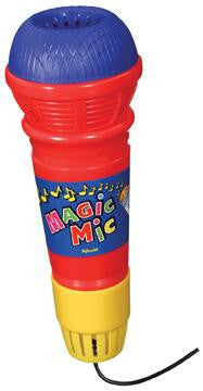Magic Mic Novelty Toy Echo Microphone