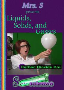 Matter I: Solids, Liquids and Gasses (K-6)