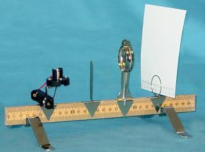 Optical Bench Set with High Quality Mounted Optics Elements