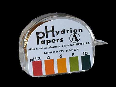 Hydrion A  PH Paper ph range 2-4-6-8-10
