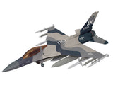 4D Vision F-16C Arctic Bandit Model 3D Fighter Jet Puzzle