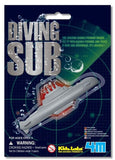 Diving Submarine Classic Toy Baking Powder