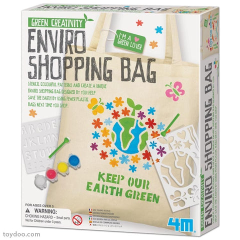 Green Science Enviro Durable Shopping Bag by 4M