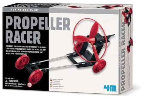 Propeller Racer Fun Mechanics Kit by 4M