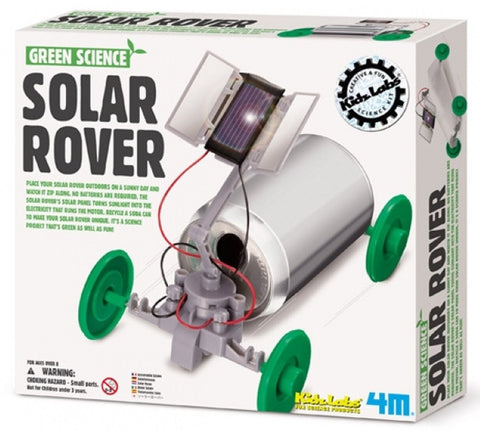 Solar Rover Green Science Kit Alternate Energy Vehicle