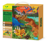 4M Thinking Kit, Friends Of Nature 3D Dinosaurs Puzzle