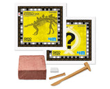 4M Stegosaurus Dinosaur DNA Excavation Kit