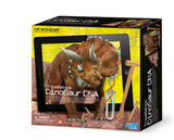 4M Triceratops Dinosaur DNA Excavation Kit