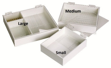 "Combination Pipette Box for 6"" and 9"" Disposable Pipettes and Bulbs"
