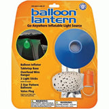 Balloon Lantern - A Go Anywhere Inflatable Light Source