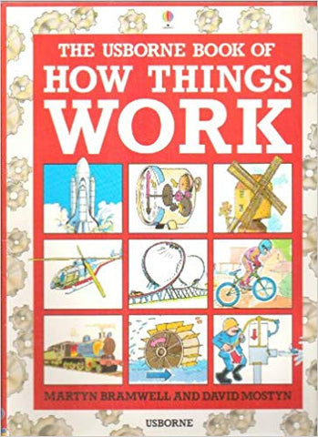 Usborne Book of How Things Work Paperback