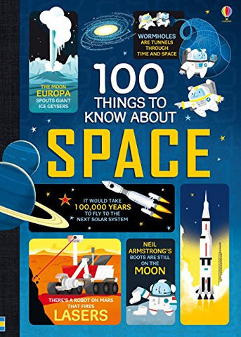 Usborne Book 100 Things to Know About Space