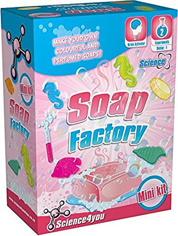 Soap Factory Science Experiment Mini Kit by Science4You