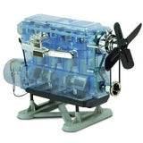 Build Your Own Internal Combustion Engine Kit  - Working Model