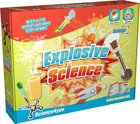 Explosive Science Experiment Kit by Science4You