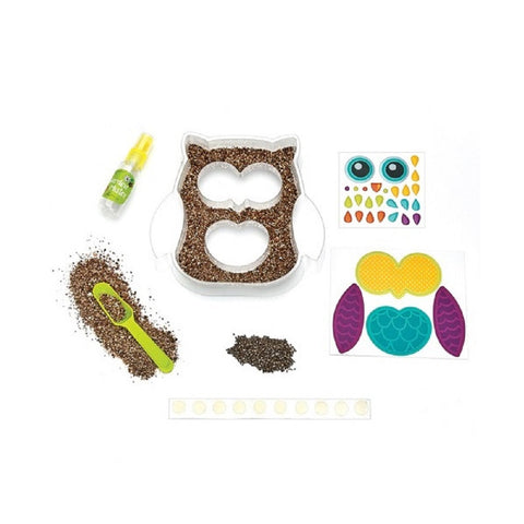 Grow Owl Planting Kit by Faber-Castell