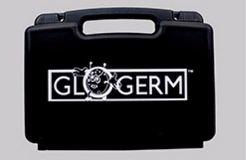 Glo Germ Black Carrying Case