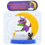 Solar Powered Flying Halloween Witch - Swings in Sunlight