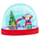 Creativity for Kids - Make Your Own Holiday Snow Globes