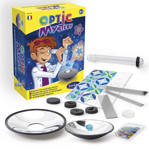 Optic Mystery Science Experiment Kit by SentoSphere